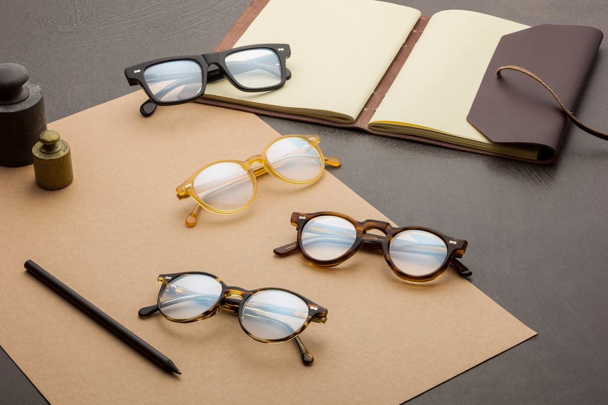 The best glasses with blue light filters are here