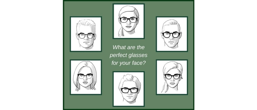 Face Shape Guide: how to choose the right eyewear